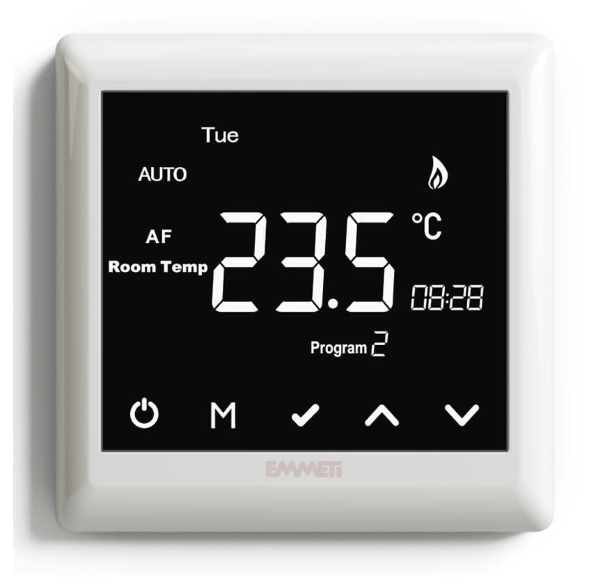 Emmeti CS17 Touchscreen Thermostat