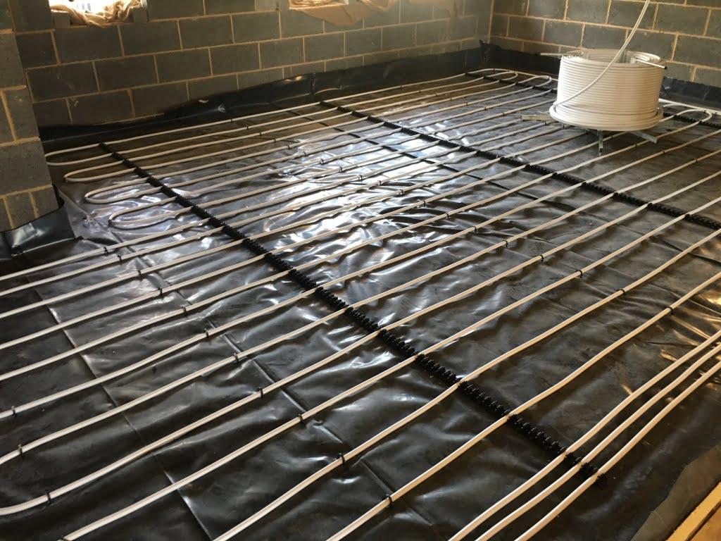Luxury Yorkshire Home Underfloor Heating